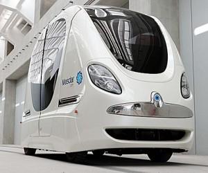 Автомобили без водителей на улицах Лондона появятся в 2015 году