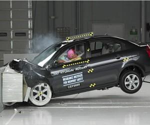 IIHS опубликовал список самых безопасных автомобилей