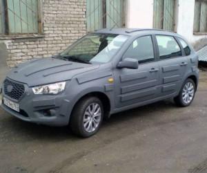 Хэтчбек Datsun для России