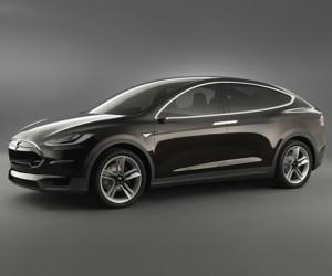 Кроссовер Tesla Model X появится в продаже весной 2015 года