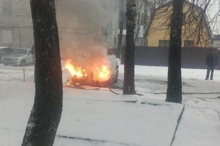 ВБрянской области потушено три пожара зачетверг— МЧС информирует